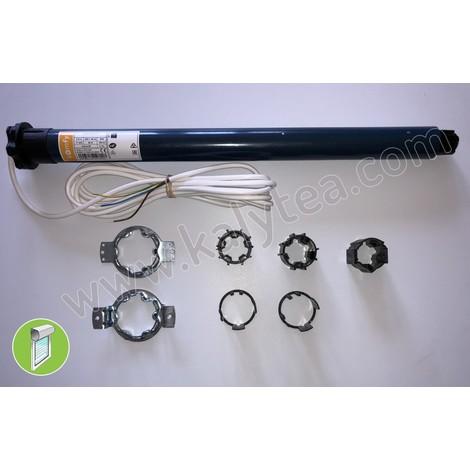 Kit remplacement Oximo RTS 6/17 moteur volet roulant BlocBaie