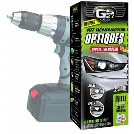 Kit Renovation Optiques GS27 à la visseuse