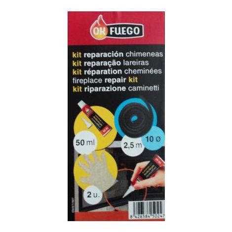 Kit Reparacion Chimenea Trenza D10