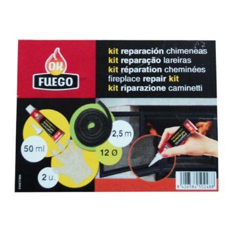 Kit Reparacion Chimenea Trenza D12