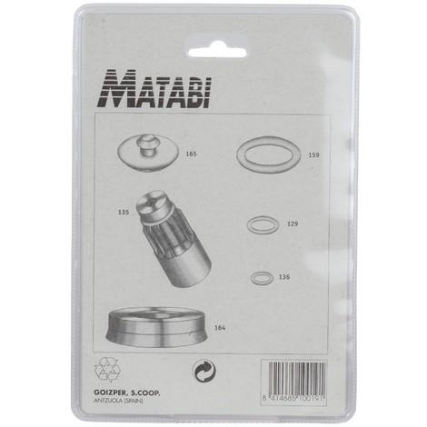 Kit Reparacion Pulv. Stile 5/7 - Matabi 83805800..