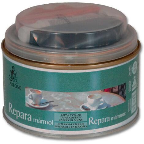 Kit reparador de Mármol y Piedra LAKEONE 50G + 75 ml
