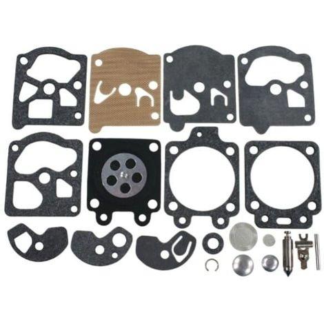 Kit reparation carburateur k10-wat pour Carburateur Walbro, Debroussailleuse Mc culloch, Debroussailleuse Ryobi, Coupe bordures Ryobi, Souffleur a feu
