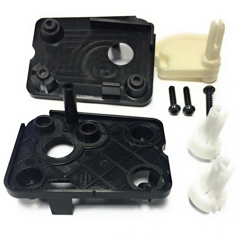 Univcar - Kit réparation clim bi-zone Citroen C4 Peugeot 307 1607044080 6450.XZ 25.20