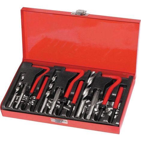 Kit Réparation Filetage HELICOIL 88pcs M6 M8 M10
