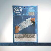 Kit réparation waterproof 5 patchs préencollés