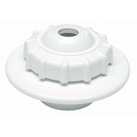 Kit repuesto piscina: Boquilla de impulsión Multiflow para encolar piscina hormigón d.50 pn10 Blanco