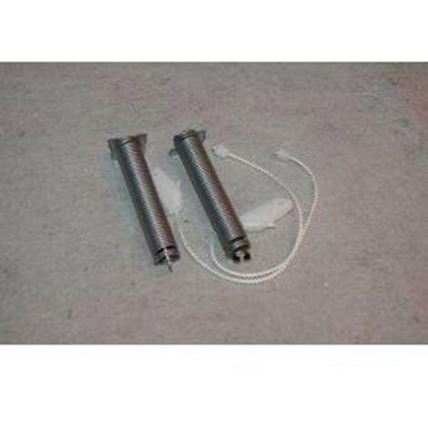 Kit ressorts et cables de porte pour lave-vaisselle Bosch, Siemens, Gaggenau, Constructa, Viva ref : 00754869
