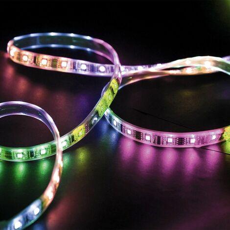 KIT Ribbon LED DIGITAL RGB 5 metros
