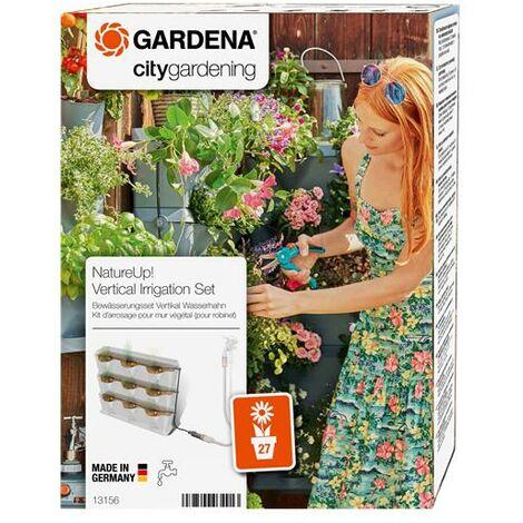 Kit riego jardín vertical Gardena Nature Up