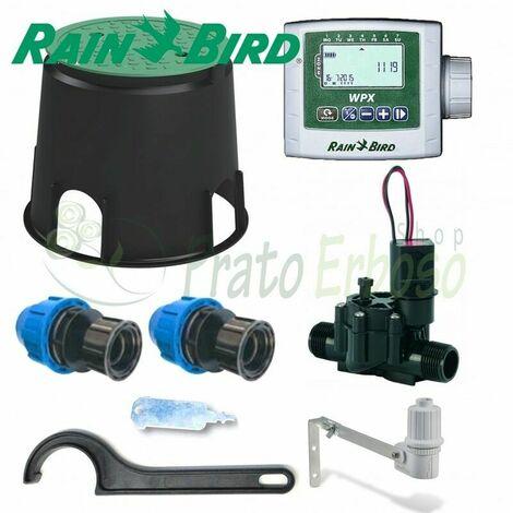 Kit riego Rain Bird 1 zona 9V