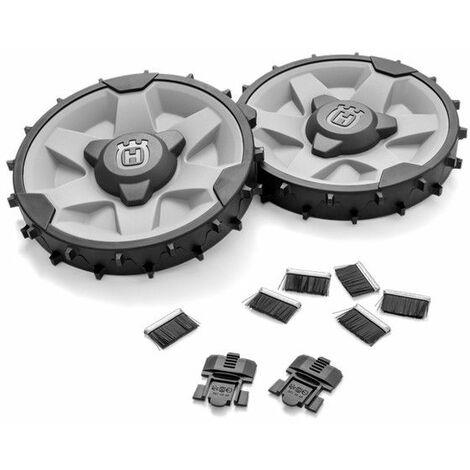 Kit roues robot tondeuse Husqvarna 305