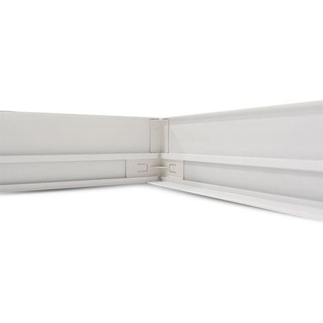Kit saillie automatique pour plafonnier dalle recouvrable 600 x 600 mm