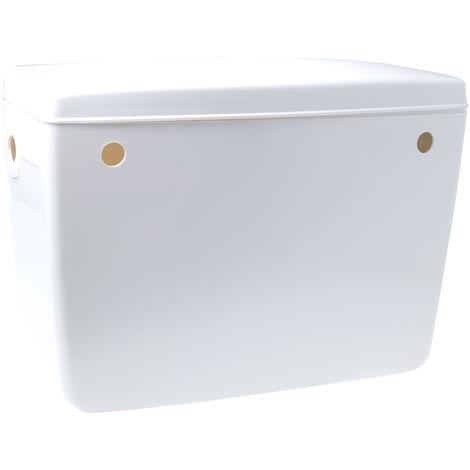 Kit sanitaire à raccordement fermé RS PRO, pour Réservoir en plastique et céramique