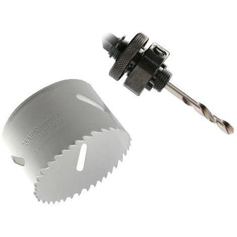 Kit Scie Cloche et systeme d'attachement Ø68mm Cobalt 8% DIAGER
