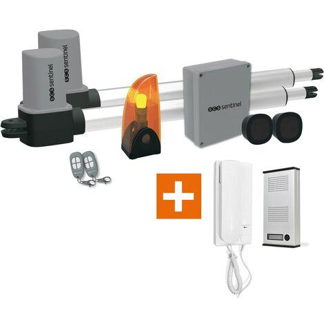 Kit SCS 1 Integral, avec interphone AudioKit 32068, SCS 1 COMFORT + 32068