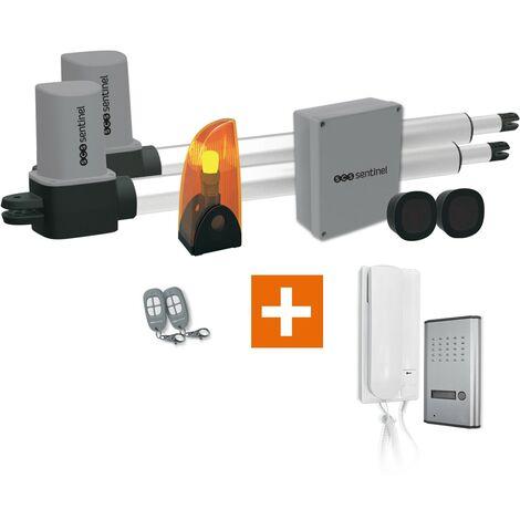 Kit SCS 1 integral, avec interphone AudioKit 3208D, SCS 1 + 3208D