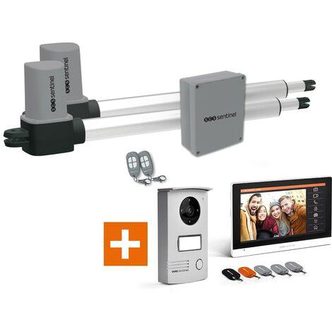 Kit SCS 1 INTEGRAL, avec Visiophone VisioDoor 7+ RFID, SCS 1 INTEGRAL + VisioDoor 7+ RFID