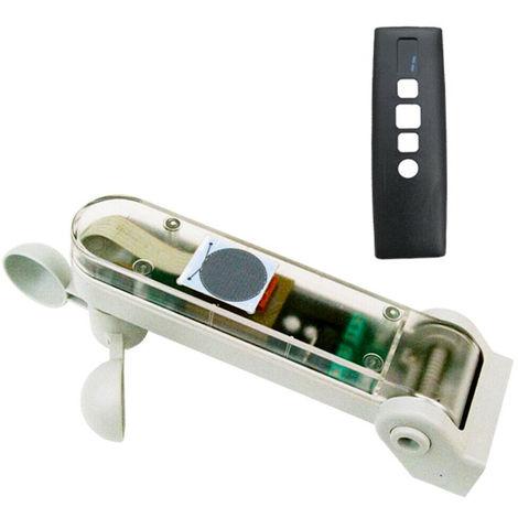 Sensore Vento Per Tende Da Sole.Kit Sensore Vento Sole Con Centralina Per Due 2 Motori Tenda Tende Da Sole Kitc
