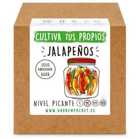 Kit siembra Jalapeños Garden Pocket