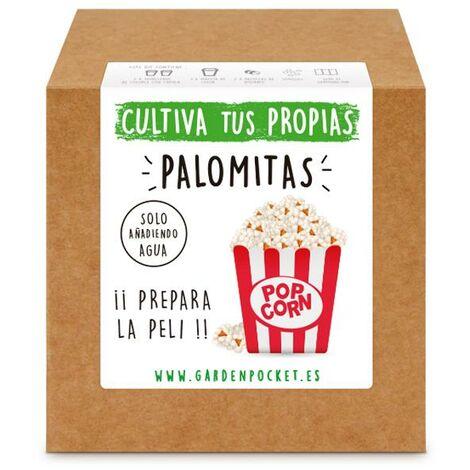 Kit siembra Palomitas de maíz Garden Pocket