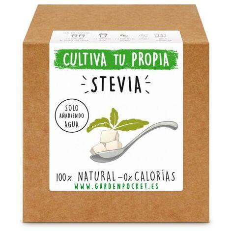 Kit siembra Stevia Garden Pocket