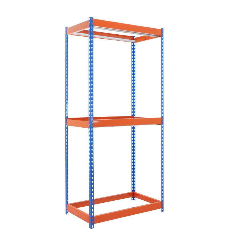 Kit Simonclothing For. Double 2/251575 Bleu/Orange