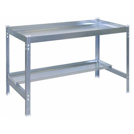 """main image of """"Simonrack - Kit simongarden desk galvanizado"""""""