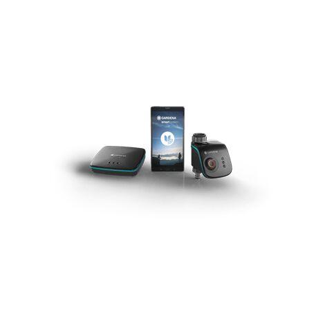 Kit smart Water Control : 1 smart Gateway et 1 smart Water Control