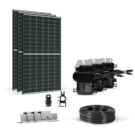 Kit solaire 1035w 230v autoconsommation-Enphase Energy