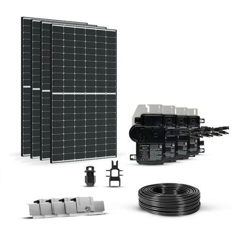Kit solaire 1380w 230v autoconsommation-Enphase Energy