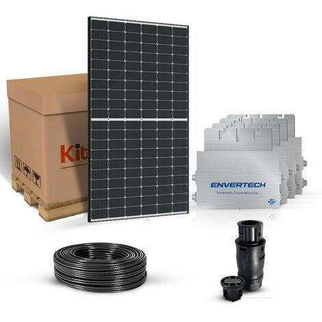 Kit solaire 2760w 230v autoconsommation-ENVERTECH