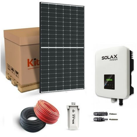 Kit Solaire 4140W Boost Autoconsommation-Solax Power