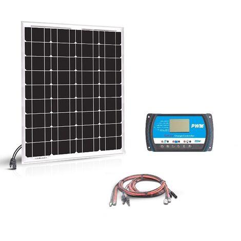 Kit solaire 50w 12v Basic Starter