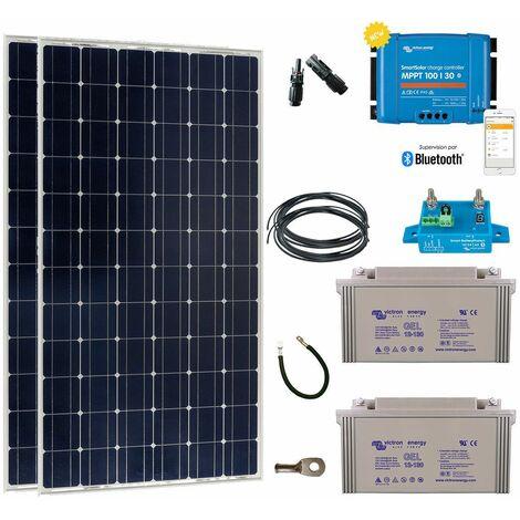 Kit solaire 610w autonome 24v