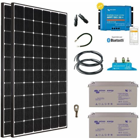 Kit solaire 710w autonome 24v