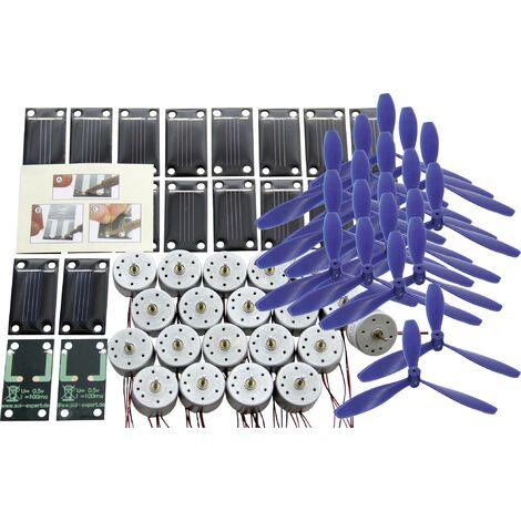 Kit solaire avec connexions à souder pour l'éducation A707861