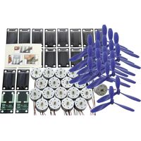 Kit solaire avec connexions à souder pour léducation Sol Expert 77776