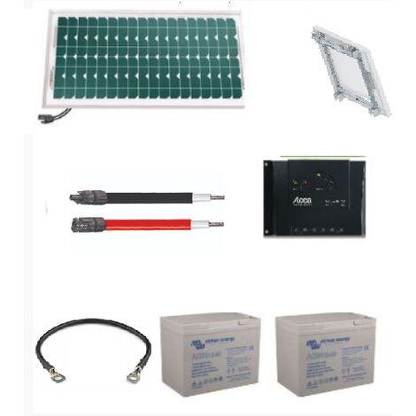 Kit Solaire Motorisation Portail NORD