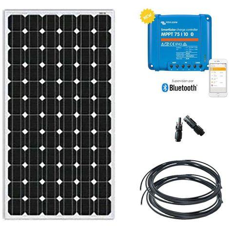 Kit solaire nautisme 115w-12v