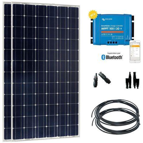 Kit solaire nautisme 300w-12v