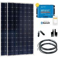 Kit solaire nautisme 380w 12v