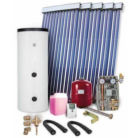 Kit solaire pour ECS 10,25 m² Type WS 5-PR 2,09 avec reservoir solaire 500 L