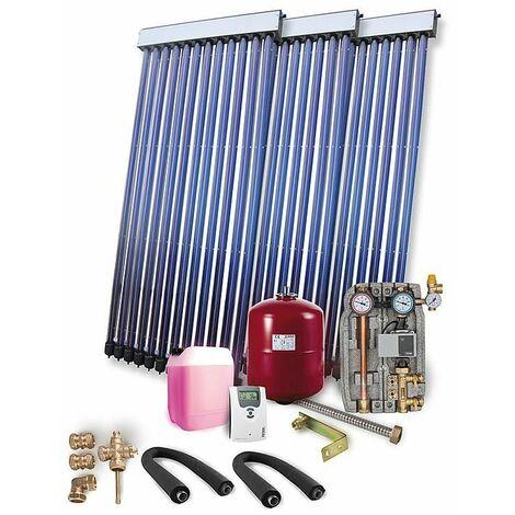 Kit solaire pour ECS 6,15m² Type WS 3-PR 2,09+ sans reservoir solaire