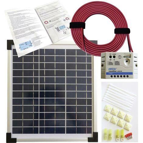 Kit solaire SEEIT KES12V-10W-P1 1 pc(s)