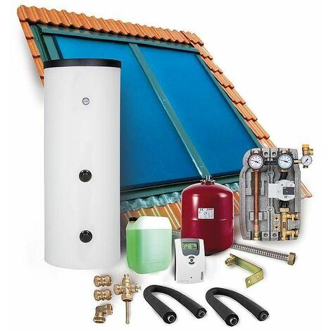 Kit solaire SX 2.0 montage integre 6,06m2 avec reservoir solaire 300L