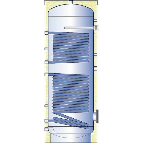 Kit solaire Type WS 2 avec reservoir solaire 300 L