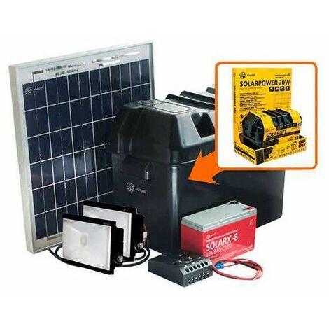 Kit solar GALAXXI-20W