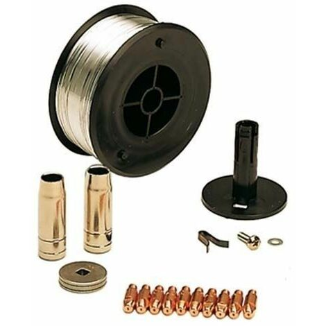 Kit soldadura aluminio para Bimax 132,152,182, Telimng 150/1,180/2 TELWIN
