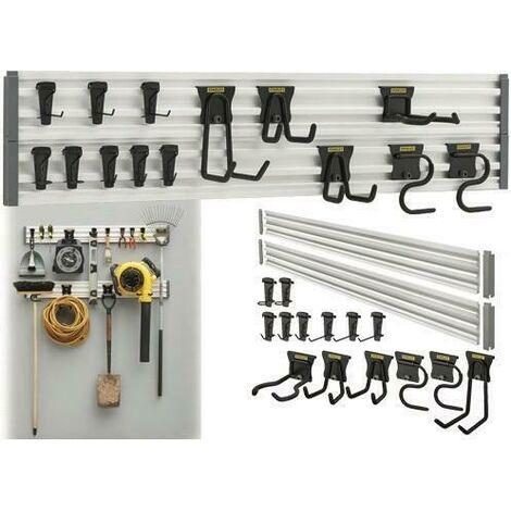 Kit Stanley Track Wall Stst-22000-1 Per Officine Garage Attrezzature Manuali